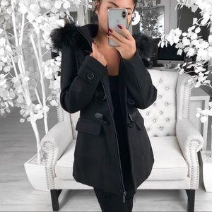 ekAttire Jackets & Coats - 🆕🔃BACK OFF in Black